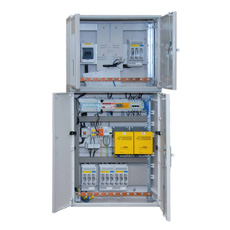 complete system for street lighting control